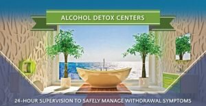 alcohol detox center
